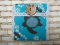 【BeeHawaii】二つ折の財布~ハンドメイド・ハワイアン雑貨~