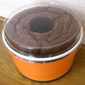 チョコレートシフォンケーキ直径17cm