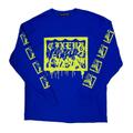 ESPY × CIXEUR Longsleeve T blue