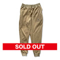 "Sweat pants ""BEIGE"""