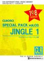 CLR050-スペシャルパックVol.03 ジングル集1〈198曲〉【著作権フリー音楽】