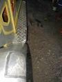 亜鉛メッキ鋼板使用 40系用ステップ