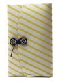 +PAPER09 STRIPE YELLOW