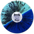 """BURIED DEATH"" - LP (BLUE SPLATTER)"