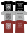 "NOOTHGRUSH ""JAPAN TOUR 2013"" - TS RED (Mサイズ)"