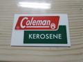 <補修用デカール>コールマン639用ケロシンランタン用補修デカール(1970年後半~1980年)