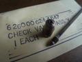 <GIランタン252用!>252,220,228用チェックバルブ&ステム