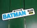 BATMAN/サインボード(1980s/A)