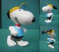 Snoopy/PVCフィギュア(ジョギング)