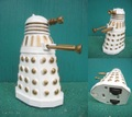 DR.WHO/DALEK(White/Loose)