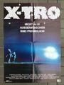 X-RTO/ポスター(80s/UK版)