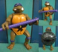 TMNT/M.GIANT DON(Loose)