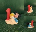 ミッキーマウス/PVCフィギュア(80s/NO.1)