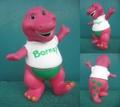 Barney/ソフビ(90s/B)