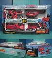 SPIDER-MAN/ミニカーセット(1983)