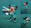ミニーマウス/PVCフィギュア(カチンコ)