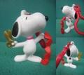 Snoopy/PVCキーホルダー(G)