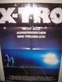 X-TRO(イギリス版/Bスタイル)