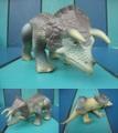 Dino Riders/Triceratops(1988/Loose)