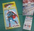 SUPERMAN/RUB-ONS(70s)