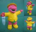 Barney/PVCフィギュア(90s/G)
