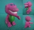Barney(?)PVCフィギュア(90s)