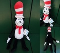 Cat in the hat/ぬいぐるみ(55cm)