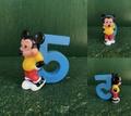 ミッキーマウス/PVCフィギュア(80s/NO.5)
