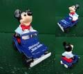 ミッキーマウス/ダイキャストミニカー(70s)