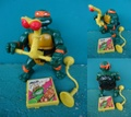 TMNT/Head Droppin' Mike.(Loose)