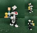 トゥイーティー&シルベスター/PVCフィギュア(90s/C)