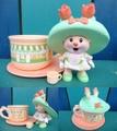 Tea Bunny/Tulip Blossom(Loose)