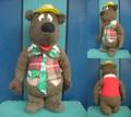 Humphrey B. Bear/ぬいぐるみ(1976)