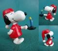 Snoopy/PVC(80s/ロウソク)