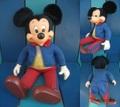 ミッキーマウス/ビッグドール(80s/60cm)