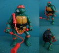 TMNT/Mutation Mike.(Loose)