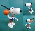 Snoopy/PVC(80s/バスケ)