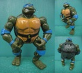TMNT/Coil Force Leo.(Loose)