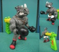 TMNT/P.P.Rocksteady(Loose)