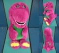 Barney/ぬいぐるみ(30cm)