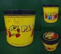 PAC-MAN/ティン缶(80s)