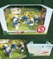 SUPER SMURF/PVCフィギュアセット(00s/箱付)