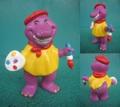 Barney/PVCフィギュア(90s/F)