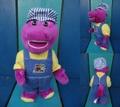 Barney/ぬいぐるみ(T/30cm)