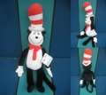 Dr.Seuss/ぬいぐるみ(Cat in the hat/55cm)