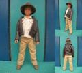 """Indiana Jones/12""""Indiana Jones(Loose)"""