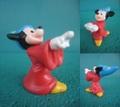 ミッキーマウス/PVCフィギュア(ファンタジア)