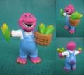 Barney/PVCフィギュア(90s/H)