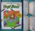 YOGI BEAR/アクティビティブック(80s/C)