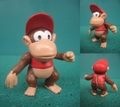 Diddy Kong/PVCフィギュア